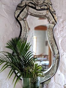 Mirror in French House