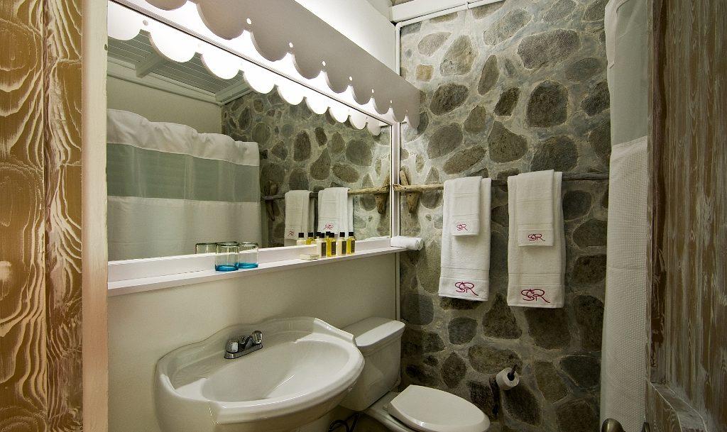 Mustique Bathroom