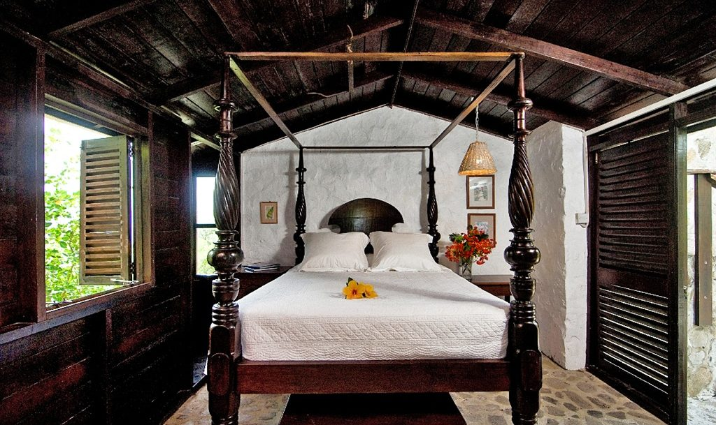 Sugar Reef Cottage Bedroom
