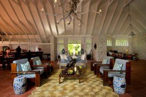 Beach House Great Room decor